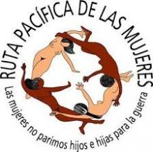 Ruta Pacífica de las Mujeres logo
