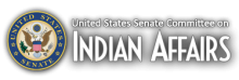 United States Senate Committee on Indian Affairs logo