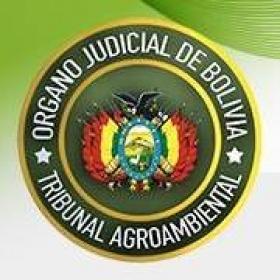 Tribunal Agroambiental logo