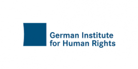 German Institute for Human Rights logo