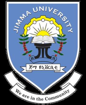 Jimma University logo