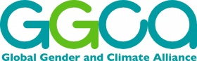 Global Gender and Climate Alliance logo