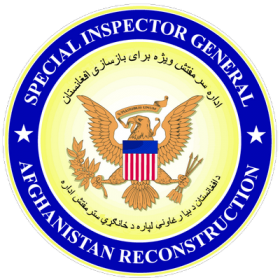 Special Inspector General for Afghanistan Reconstruction