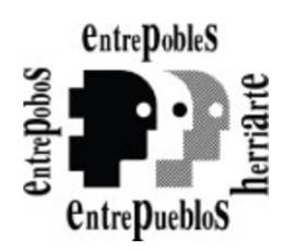 Entre Pueblos logo