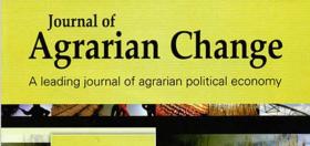 Journal of Agrarian Change logo