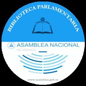 Asamblea Nacional Nicaragua logo